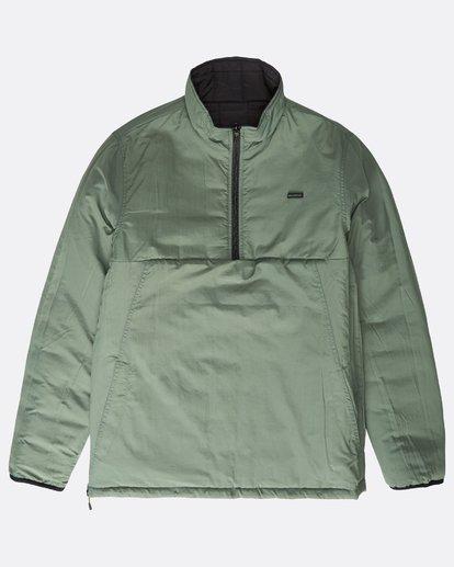 12 Boundary - Reversible Stepp-Jacke für Männer Schwarz Q1JK06BIF9 Billabong