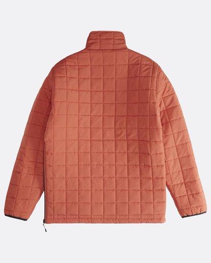 1 Boundary - Reversible Puffer Jacket for Men Multicolor Q1JK06BIF9 Billabong