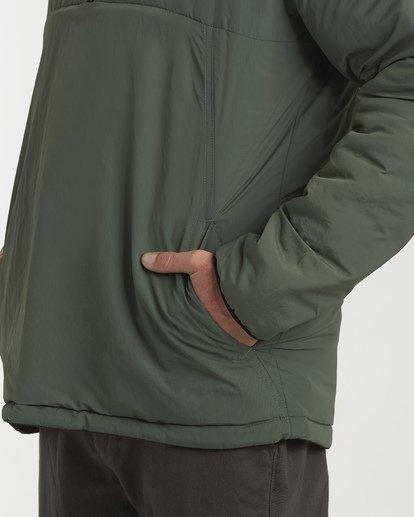 9 Boundary - Reversible Stepp-Jacke für Männer Schwarz Q1JK06BIF9 Billabong