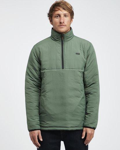24 Boundary - Reversible Stepp-Jacke für Männer Schwarz Q1JK06BIF9 Billabong