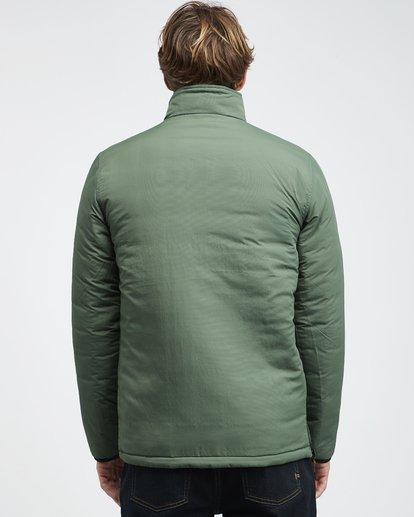 25 Boundary - Reversible Stepp-Jacke für Männer Schwarz Q1JK06BIF9 Billabong