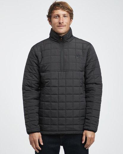 20 Boundary - Reversible Stepp-Jacke für Männer Schwarz Q1JK06BIF9 Billabong