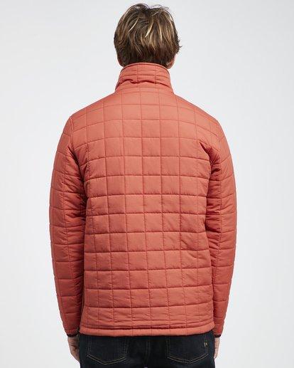 19 Boundary - Reversible Puffer Jacket for Men Multicolor Q1JK06BIF9 Billabong