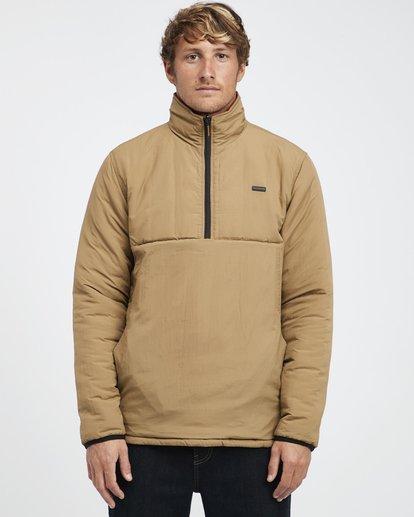 22 Boundary - Reversible Puffer Jacket for Men Multicolor Q1JK06BIF9 Billabong