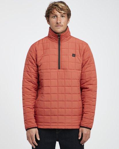 18 Boundary - Reversible Puffer Jacket for Men Multicolor Q1JK06BIF9 Billabong