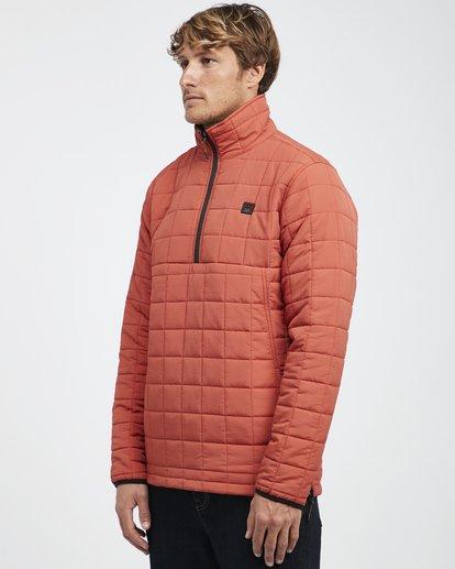 20 Boundary - Reversible Puffer Jacket for Men Multicolor Q1JK06BIF9 Billabong