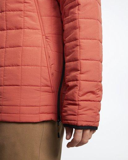 8 Boundary - Reversible Puffer Jacket for Men Multicolor Q1JK06BIF9 Billabong