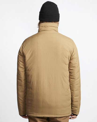 11 Boundary - Reversible Puffer Jacket for Men Multicolor Q1JK06BIF9 Billabong