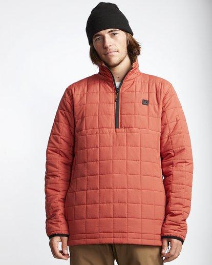 3 Boundary - Reversible Puffer Jacket for Men Multicolor Q1JK06BIF9 Billabong