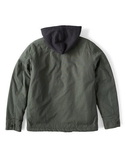 4 Barlow Twill - Jacket for Men  Q1JK09BIF9 Billabong