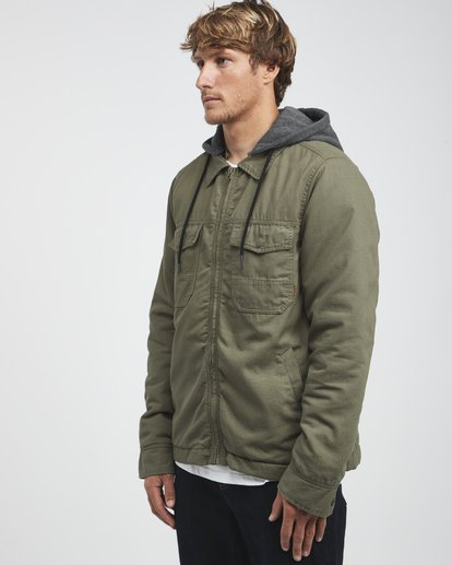 9 Barlow Twill - Jacket for Men  Q1JK09BIF9 Billabong
