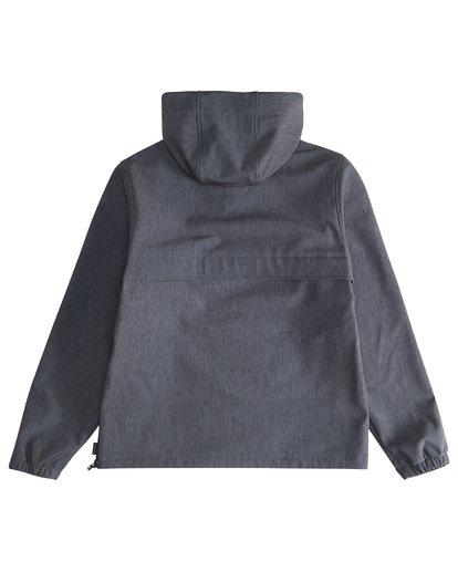 3 Boundary - Adiv Jacket for Men Black Q1JK11BIF9 Billabong