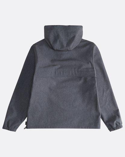 1 Boundary - Adiv Jacket for Men Black Q1JK11BIF9 Billabong