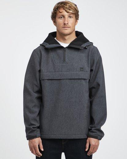 4 Boundary - Adiv Jacket for Men Black Q1JK11BIF9 Billabong