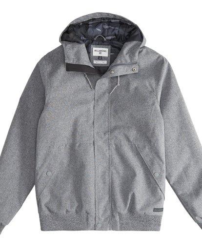 2 All Day - 10K Jacke für Männer Grau Q1JK13BIF9 Billabong