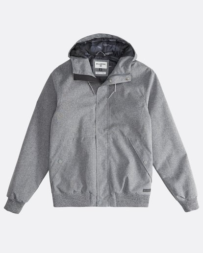 0 All Day - Chaqueta 10K para Hombre Gris Q1JK13BIF9 Billabong