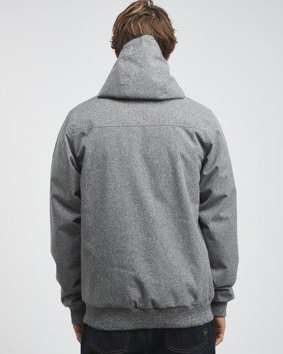 6 All Day - 10K Jacke für Männer Grau Q1JK13BIF9 Billabong