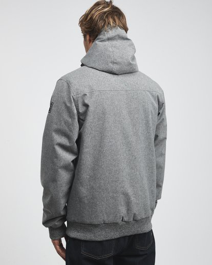 7 All Day - Chaqueta 10K para Hombre Gris Q1JK13BIF9 Billabong