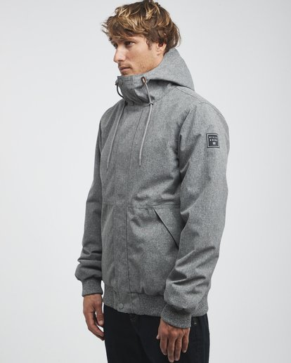 5 All Day - Chaqueta 10K para Hombre Gris Q1JK13BIF9 Billabong