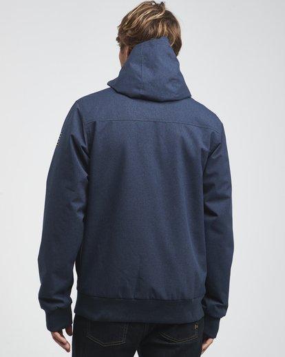 1 All Day - 10K Jacket for Men Blue Q1JK13BIF9 Billabong