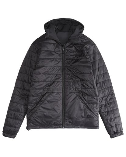 5 Transport Revo - 10K Jacket for Men Black Q1JK14BIF9 Billabong