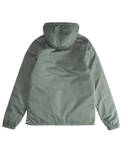 4 Transport Revo - 10K Jacket for Men Green Q1JK14BIF9 Billabong