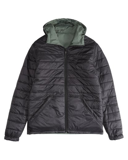 5 Transport Revo - 10K Jacket for Men Green Q1JK14BIF9 Billabong