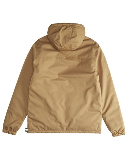 4 Transport Revo - 10K Jacket for Men Beige Q1JK14BIF9 Billabong