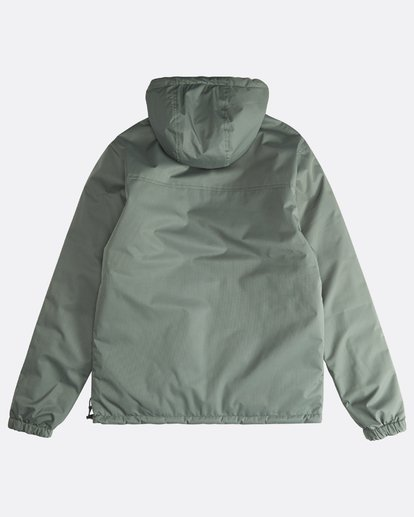 1 Transport Revo - 10K Jacket for Men Green Q1JK14BIF9 Billabong