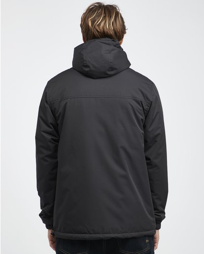 7 Transport Revo - 10K Jacket for Men Black Q1JK14BIF9 Billabong