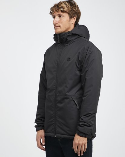 8 Transport Revo - 10K Jacket for Men Black Q1JK14BIF9 Billabong
