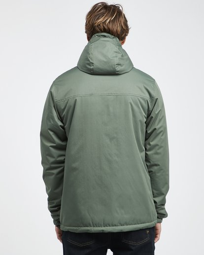7 Transport Revo - 10K Jacket for Men Green Q1JK14BIF9 Billabong