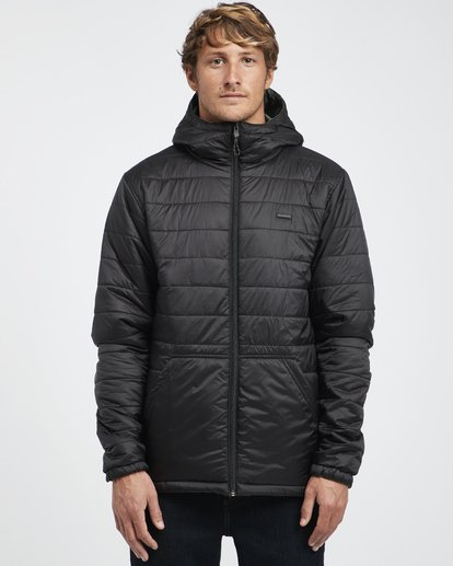 10 Transport Revo - 10K Jacket for Men Green Q1JK14BIF9 Billabong