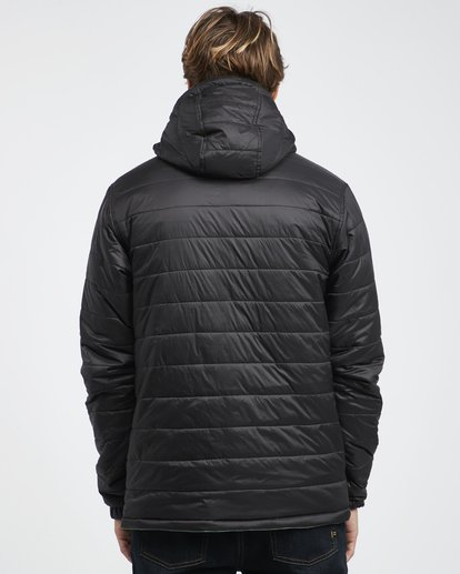 11 Transport Revo - 10K Jacket for Men Green Q1JK14BIF9 Billabong