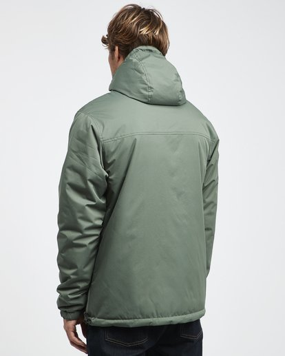 9 Transport Revo - 10K Jacket for Men Green Q1JK14BIF9 Billabong