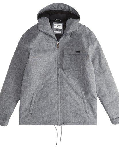 2 Matt - 10K Jacke für Männer Grau Q1JK18BIF9 Billabong