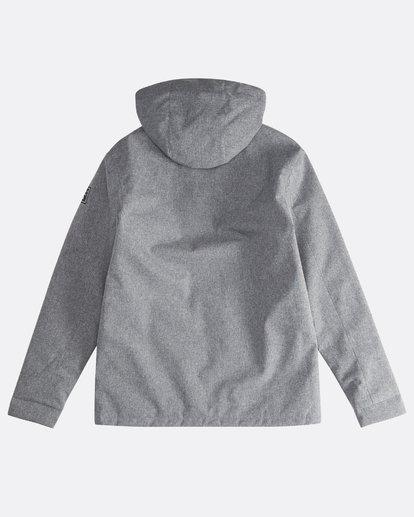 1 Matt - 10K Jacke für Männer Grau Q1JK18BIF9 Billabong