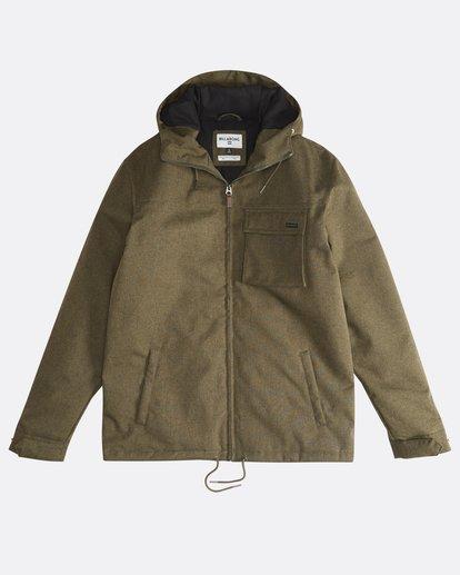 0 Matt - 10K Jacke für Männer Grün Q1JK18BIF9 Billabong
