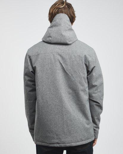 6 Matt - 10K Jacke für Männer Grau Q1JK18BIF9 Billabong