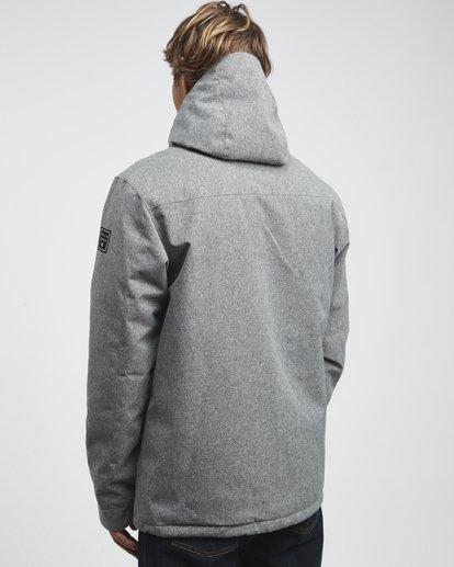 7 Matt - 10K Jacke für Männer Grau Q1JK18BIF9 Billabong