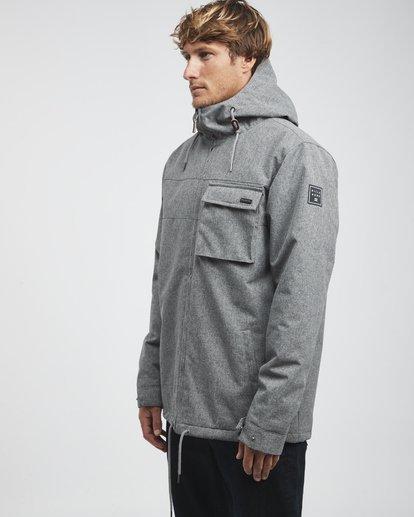 5 Matt - 10K Jacke für Männer Grau Q1JK18BIF9 Billabong