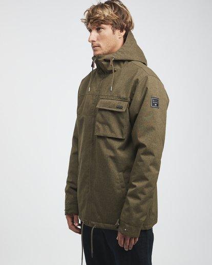 5 Matt - 10K Jacke für Männer Grün Q1JK18BIF9 Billabong
