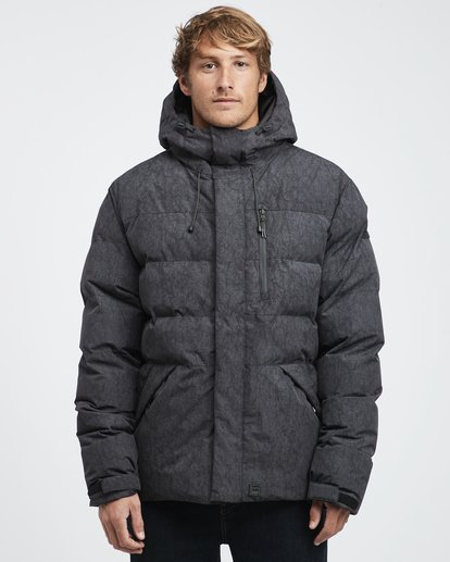 4 Bunker - 10K Puffer Jacket for Men Black Q1JK20BIF9 Billabong