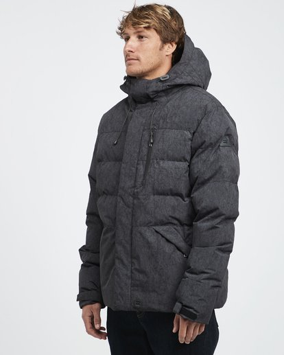 6 Bunker - 10K Puffer Jacket for Men Black Q1JK20BIF9 Billabong