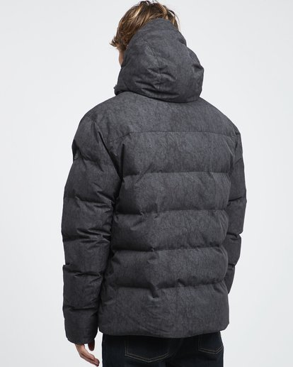 7 Bunker - 10K Puffer Jacket for Men Black Q1JK20BIF9 Billabong