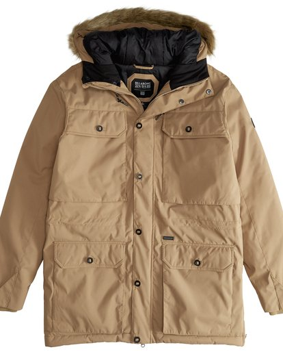 9 Fairviewx - Parka Fairview para Hombre  Q1JK23BIF9 Billabong
