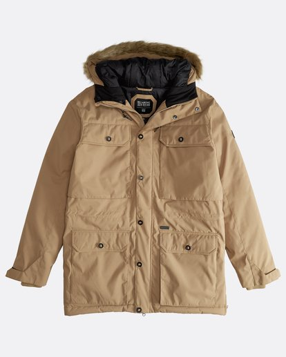 7 Fairviewx - Parka Fairview para Hombre  Q1JK23BIF9 Billabong