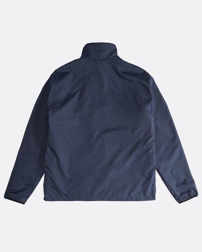 1 Atlas - Wende-Jacke für Männer Blau Q1JK25BIF9 Billabong