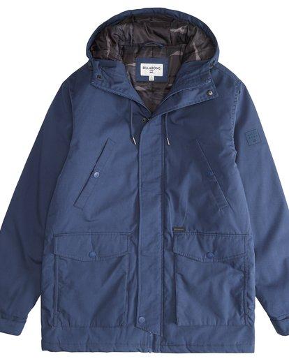 2 Alves - Jacket for Men Blue Q1JK26BIF9 Billabong