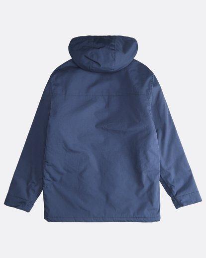 1 Alves - Jacket for Men Blue Q1JK26BIF9 Billabong
